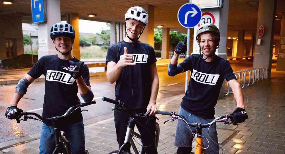 Street Bike Trial Camp/Workshop mit Andi Schuster im RadQuartier