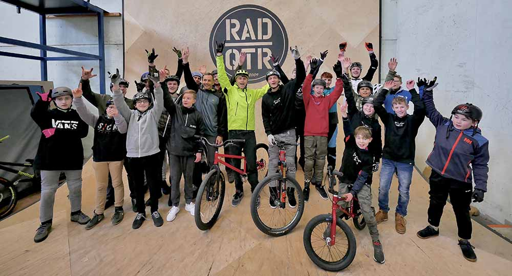 MTB Street Trial Workshop Sommer 2019 Andi Schuster Show Event